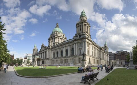Le Belfast City Hall