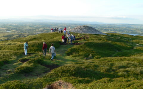 Les Carrowkeel Cairns