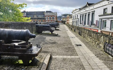 Derry walls - © Davide