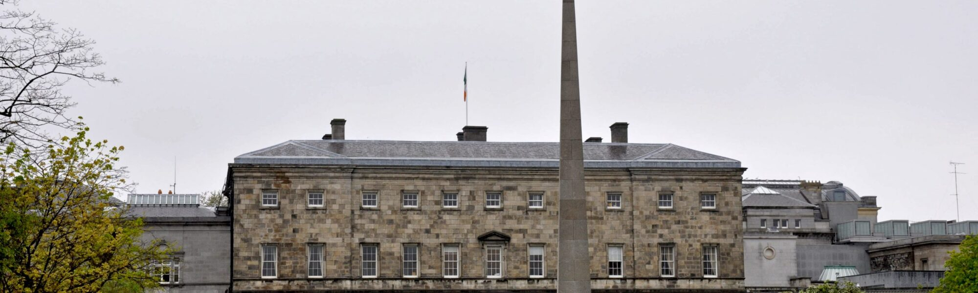 La Leinster House - Jennifer Boyer - cc