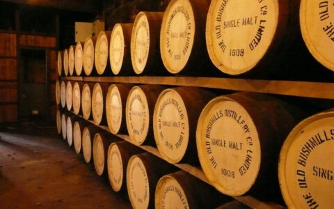 La Old Bushmills Distillery