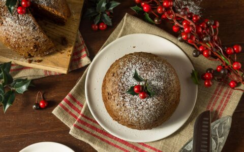 Le Plum Pudding
