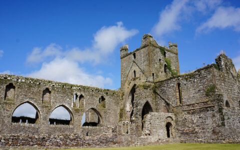 La Dunbrody Abbey - Chris Brooks - cc