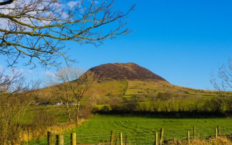 Slemish mountain - Olivier Riché - cc