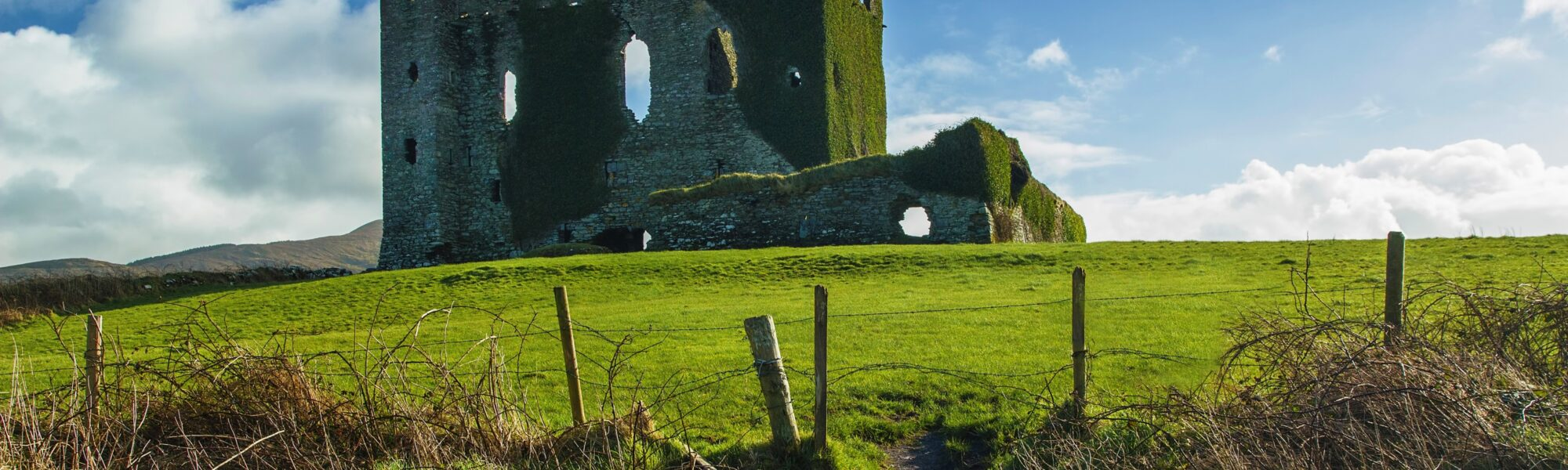 Ballycarbery castle - © Atmosphere
