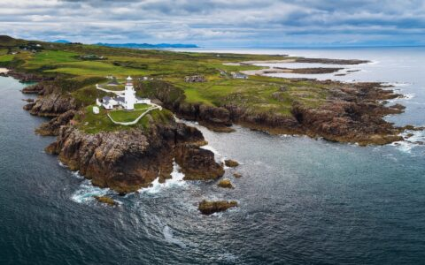 Le phare de Fanad Head - © Nick Fox
