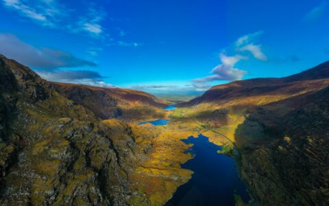 Le Gap of Dunloe - © Ire DronePhotography