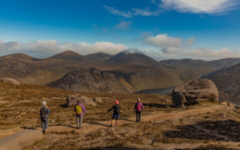 Les Mourne Mountains