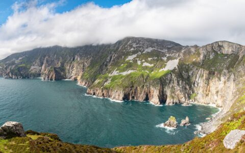Slieve League - © David