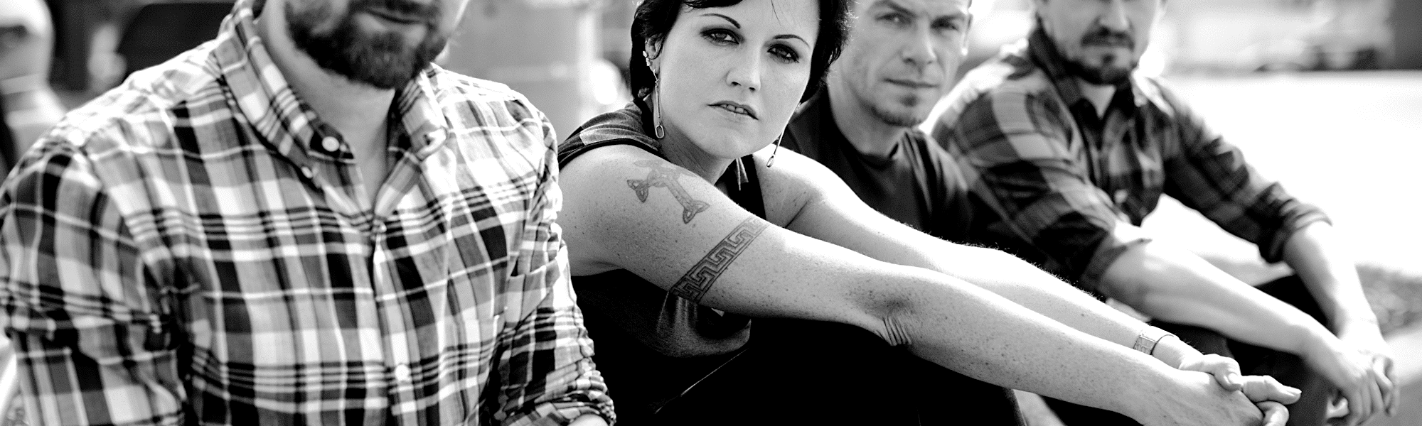 Le groupe Cranberries