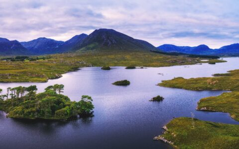 Le Derryclare Lough