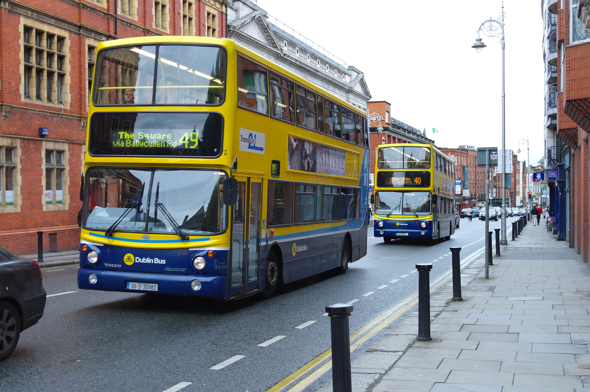 dublin bus compagnie de bus irlandaise dublin. Black Bedroom Furniture Sets. Home Design Ideas