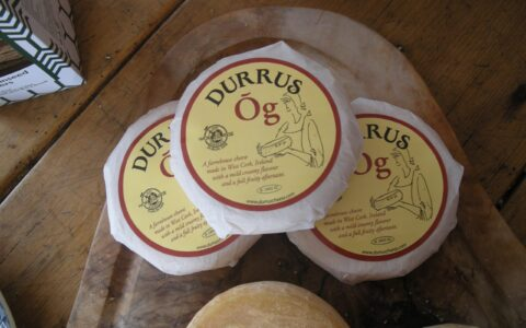 Du fromage Durrus - eatingthesheepshead.wordpress.com
