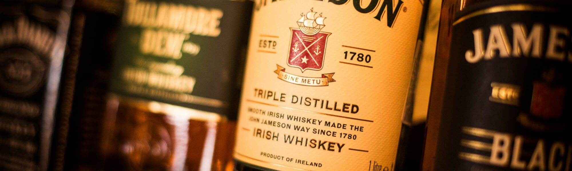 Du whiskey Jameson - © bizoo_n - stock.adobe.com