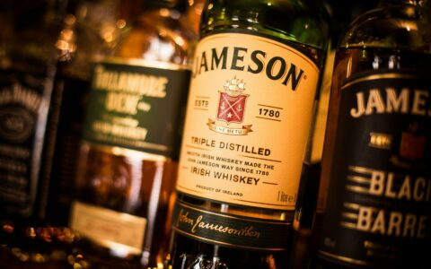 Le Whiskey Jameson