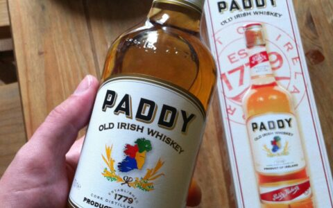 Du whiskey Paddy - DM - cc