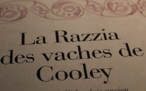 La Razzia des Vaches de Cooley - Guide Irlande.com