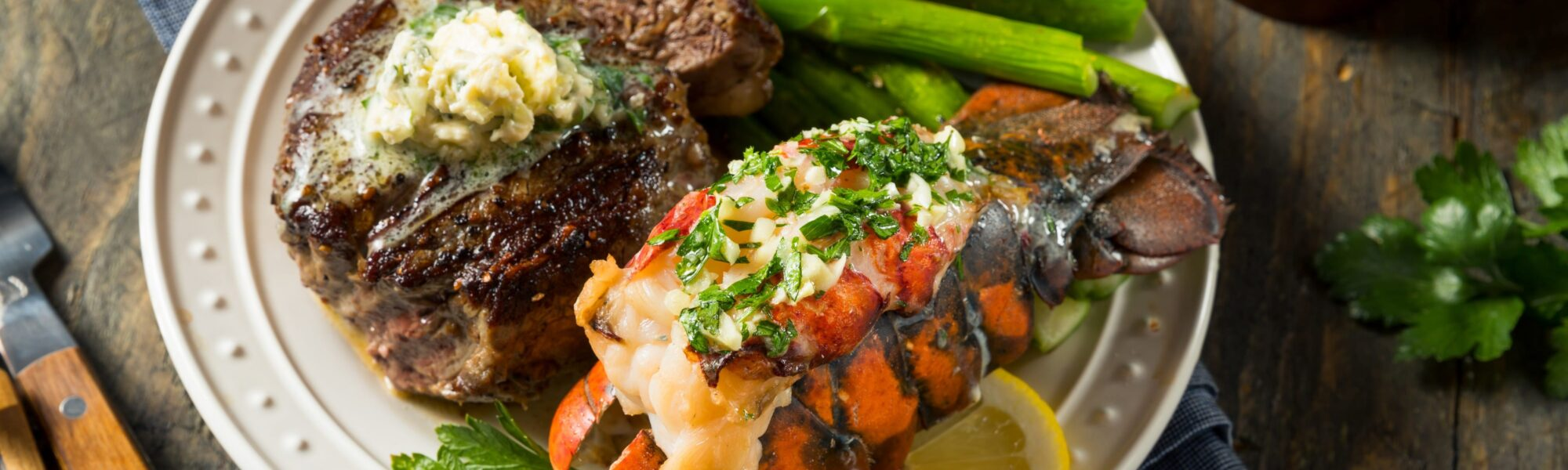 Un surf and turf - © bhofack2