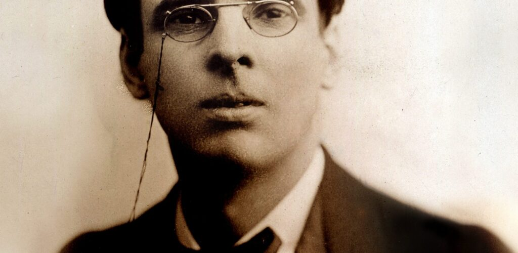 William Butler Yeats - Domaine public