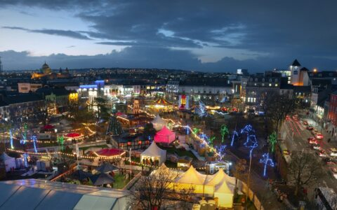 Le Galway Christmas Market