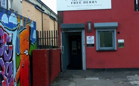 Le Museum of Free Derry