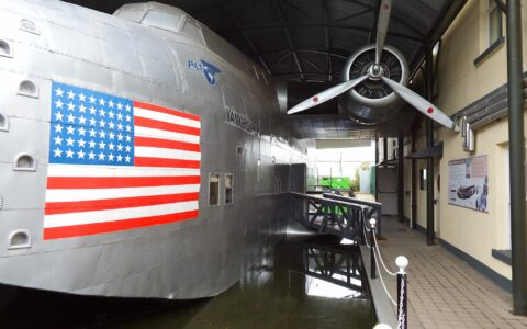 Le Foynes Flying Boat Museum - nz_willowherb - cc