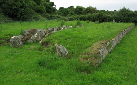 Audleystown Cour Cairn - Ray Hunt
