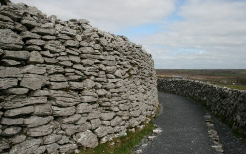 Le Caherconnell stone fort - Kevin Hoogheem - cc