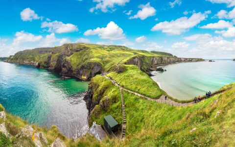 Carrick-a-Rede - © S-F