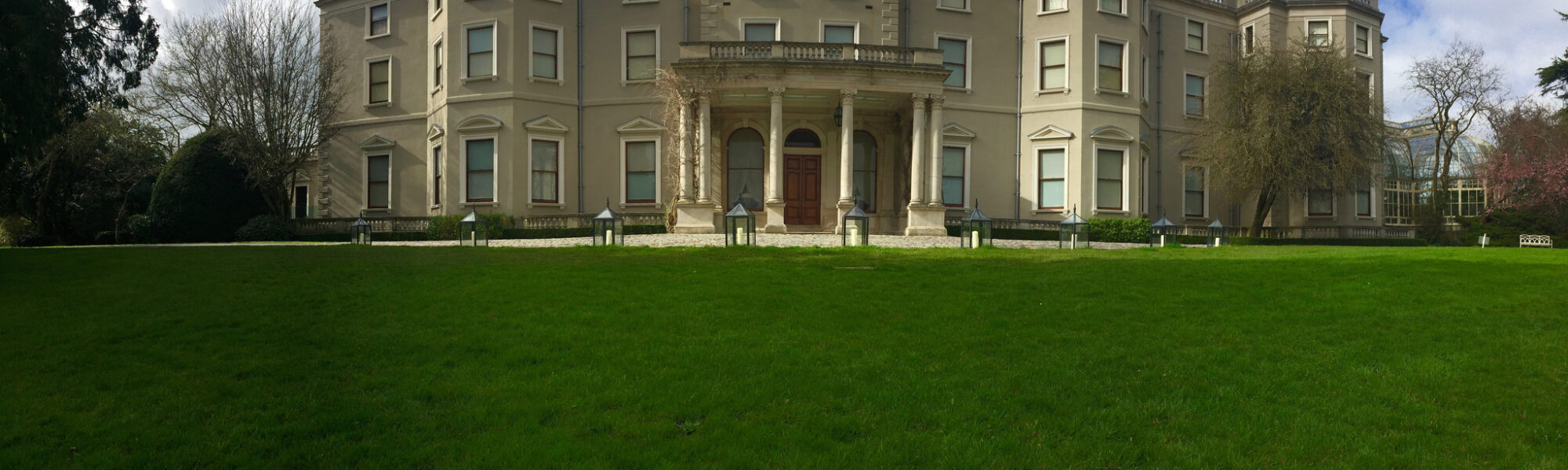La Farmleigh house - Greg Clarke - cc