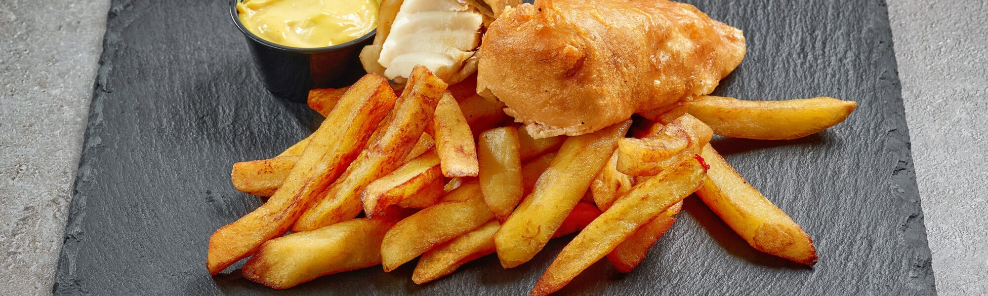 Un Fish and Chips - magone