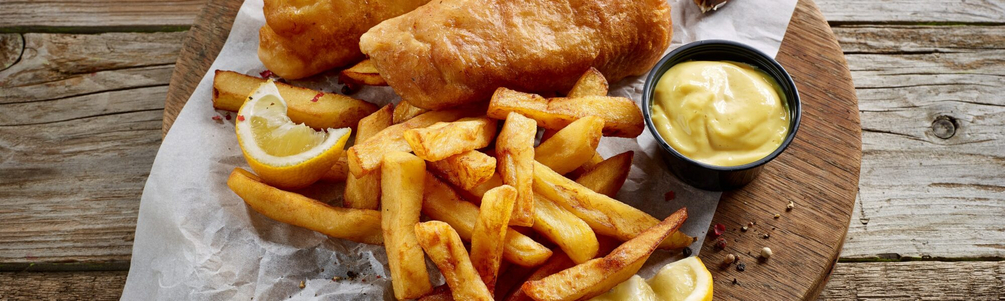 Un Fish and Chips - © magone