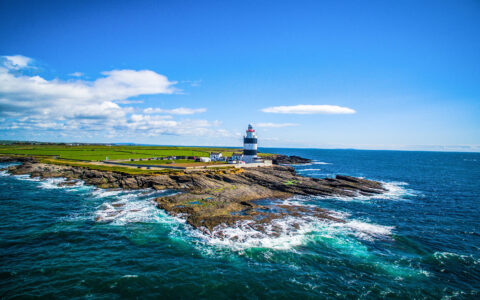 Le Hook Head Lighthouse - Michael Foley - cc