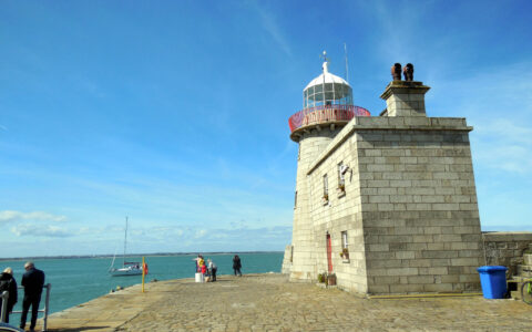 Le Howth lighthouse - fabeblau - cc