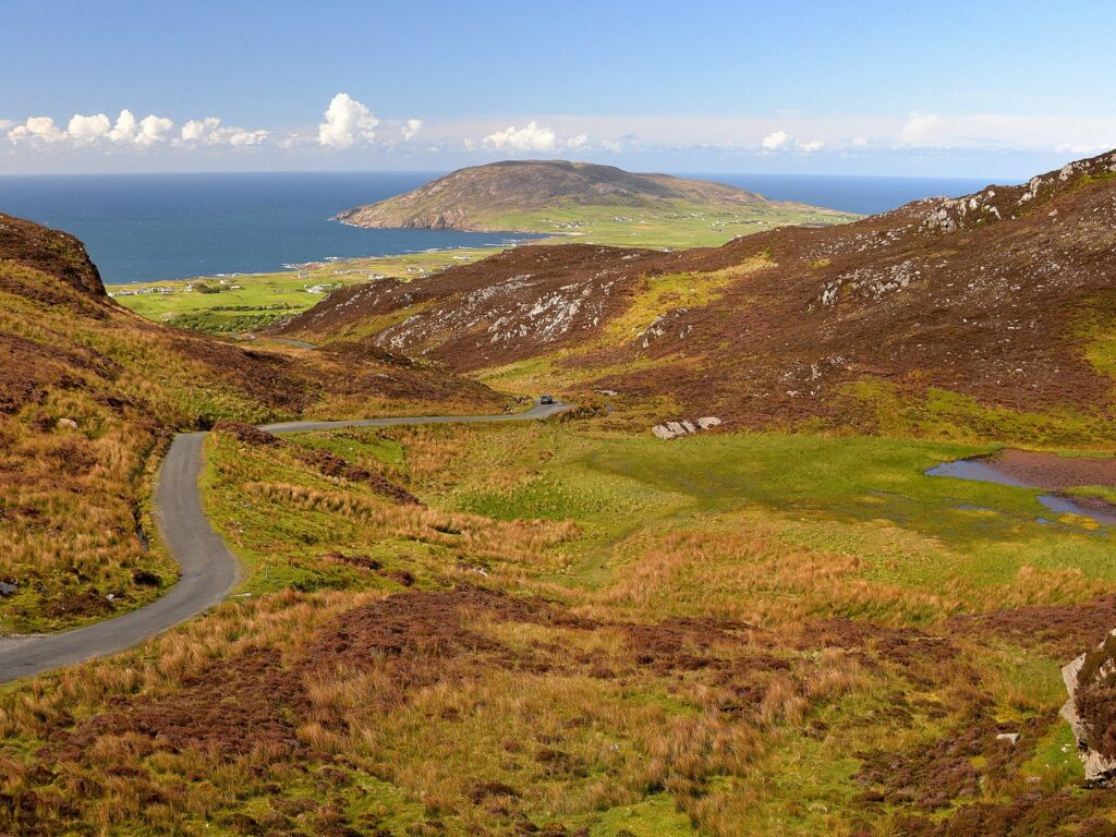 Mamore Gap - Keith Ewing - cc