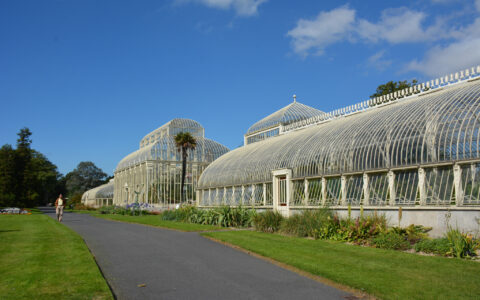 Le National Botanic Gardens