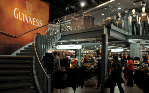 Boutique du Guinness Storehouse – Francesco Crippa – cc