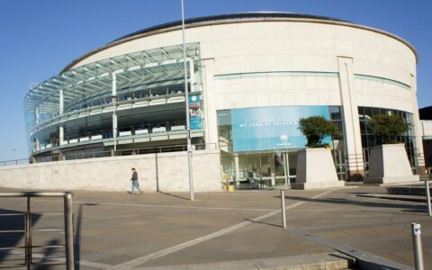Le Belfast Waterfront Hall