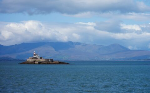 Fenit Lighthouse - © Neil Tackaberry