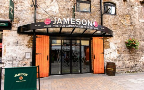 La Old Jameson Distillery - Thomas de Leeuw - cc