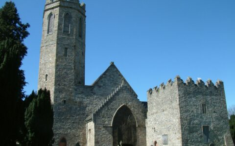 La St Mary Church de Clonmel - Irish Typepad - cc