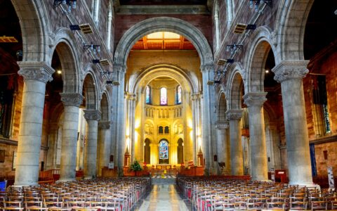La St Anne Cathedral de Belfast - William Murphy - cc