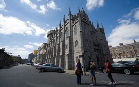 Le Dublin Castle - informatique - cc
