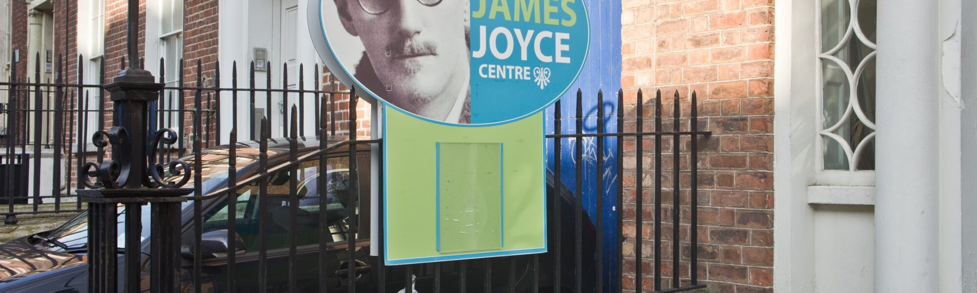 Le James Joyce Centre - William Murphy - cc