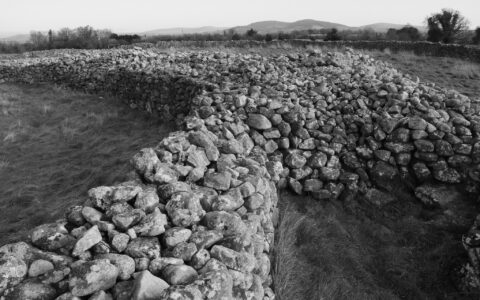 Le Rathgall Hillfort - nilachseall - cc