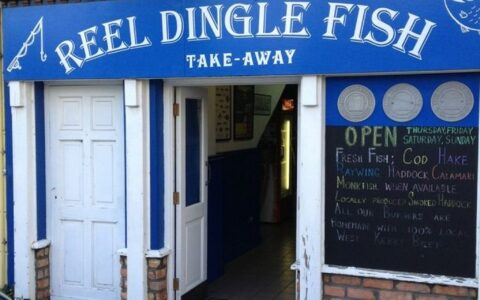 Le Reel Dingle Fish