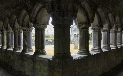 La Sligo Abbey - Jim Grey - cc