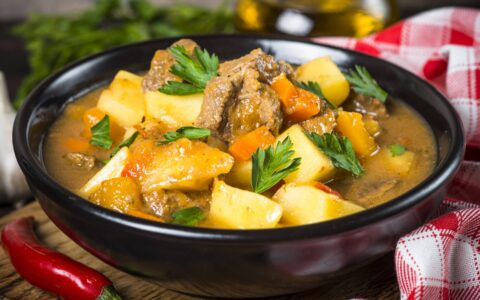 L'Irish Stew