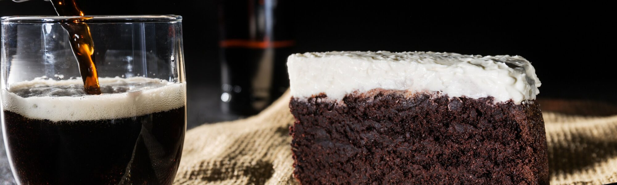Le Guinness chocolate cake - Shutterstock