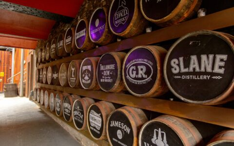 L'Irish whiskey museum de Dublin - © Anton Ivanov Photo - stock.adobe.com